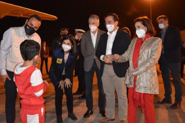 Llegan a España 160 afganos en el segundo vuelo de evacuación procedente de Pakistán - 1, Foto 1