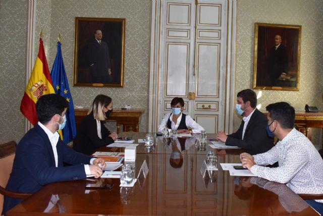 Rodríguez traslada al Consejo de la Juventud la decidida apuesta por los y las jóvenes en los PGE con políticas que movilizarán más de 12.500 millones de euros - 1, Foto 1
