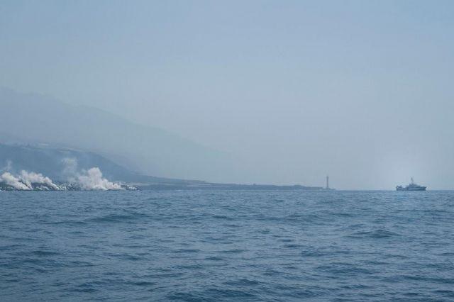Científicos del IEO-CSIC estudian la afección de la actividad volcánica en el medio marino de El Hierro y La Palma - 1, Foto 1