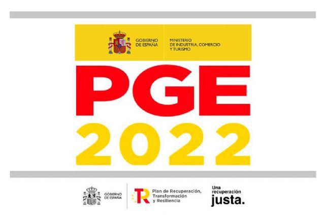 El Ministerio de Industria, Comercio y Turismo aumenta un 70% su presupuesto en 2022 hasta los 8.263 millones - 1, Foto 1