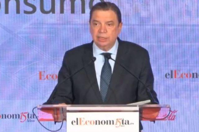 Luis Planas señala al sector agroalimentario como parte esencial de la riqueza productiva de nuestro país - 1, Foto 1