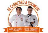 El chef Sergio Fern�ndez protagoniza, junto a un carnicero real, la nueva campaña de ElPozo ExtraTiernos