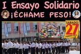 La Hermandad de Santa María Salomé y Ecce Homo organiza el I Ensayo Solidario 'Échame peso'