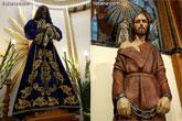 Los vecinos de Totana mostraron su devoción al Cristo de Medinaceli y a Jesús Cautivo