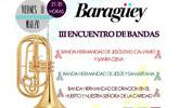 III encuentro de bandas Baragüey