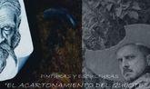 La sala de exposiciones 'Gregorio Cebrián' acoge la colección de pinturas y esculturas 'El acartonamiento del Quijote', de Petrus Borgia