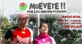 La Vuelta Solidaria a España por las Enfermedades Raras llegará a Totana el sábado 30 de abril