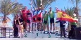 Nuevo podium por equipos para el CC Santa Eulalia en el circuito obm del sureste