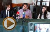 Rueda de prensa Jos� Mart�nez Andreo y sus abogados