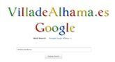 Google, el buscador m�s utilizado en el mundo, posiciona a VilladeAlhama.es en su primera p�gina de resultados