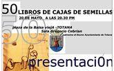 """La sala de exposiciones """"Gregorio Cebri�n"""" acoge la exposici�n """"50 libros de Caja de Semillas"""""""