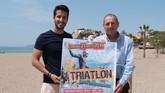 El Triatlón Bahía de Mazarrón reúne este sábado a 300 participantes