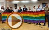 Lectura manifiesto Día Mundial Contra la Homofobia, Lesbofobia, Bifobia y Transfobia