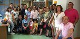 La Asociaci�n D�GENES estrena nuevo local en Alhama
