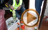 La Guardia Civil desmantela una organización que traficaban con Nuevas Sustancias Psicoactivas (NSP)