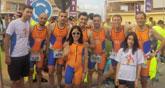 El Club Totana Triathlon particip� en el Triatl�n de Fuente �lamo