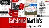 Cafetería Martin´s organiza varios conciertos a beneficio de El Refugio del Viento