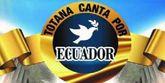 El evento solidario Totana canta por Ecuador tendrá luego este domingo 5 de junio en la Plaza de la Balsa Vieja