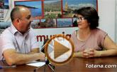 Entrevista a Isabel María Sánchez Ruiz (PP Totana)