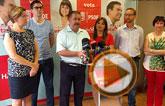 Rueda de prensa PSOE. Balance primer año de gobierno y elecciones 26J