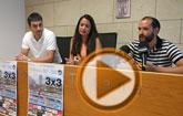 El II Torneo 3x3 de Baloncesto, en categoría senior, se disputará el sábado 25 de junio en la plaza Balsa Vieja