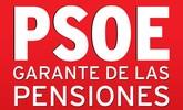 El PSOE de Totana organiza para esta tarde una jornada informativa sobre las pensiones