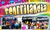 Hoy se celebra el espectáculo infantil Sonrilandia