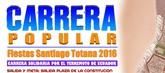 Este sábado, Totana celebra corriendo las Fiestas de Santiago