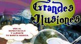 Hoy se celebra el segundo de los espectáculos infantiles programados para las fiestas patronales de Santiago´16: La Magia. Grandes ilusiones