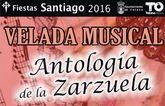 La Velada Musical Antología de la Zarzuela se celebra este viernes en el Centro Sociocultural La Cárcel