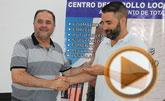 El Ayuntamiento suscribe el cuarto contrato con empresarios para que se instalen en las dependencias del nuevo Vivero de Empresas de Totana 'VIVEM'