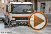 Plan de Choque de Limpieza en el Casco Urbano