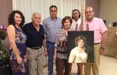 Reunion anual de los artesanos de Totana con motivo de su patrona Santa Justa y Santa Rufina