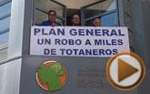 Rueda de prensa de CEBAG sobre el PGOM, Plan de Ajuste y otros asuntos de actualidad