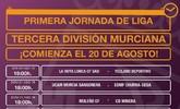El grupo XIII de Tercera División arranca este fin de semana