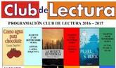 El Club de Lectura retoma las reuniones con el an�lisis de la novela Como agua para chocolate a partir de finales de septiembre
