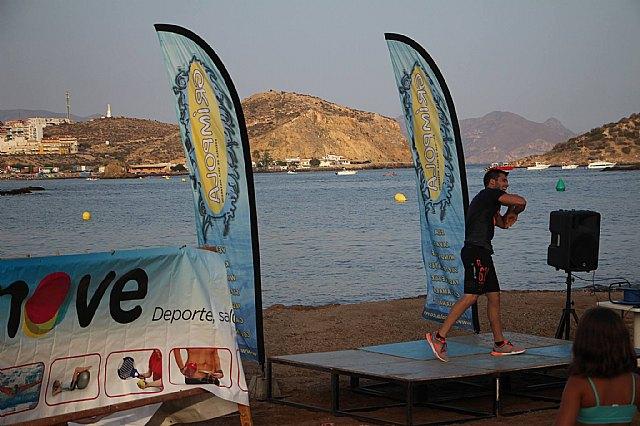 Move organizó una exhibición de Combat en las playas de Mazarrón - 2