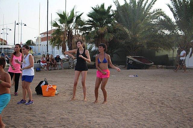 Move organizó una exhibición de Combat en las playas de Mazarrón - 7
