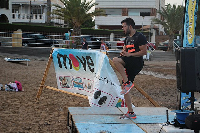 Move organizó una exhibición de Combat en las playas de Mazarrón - 20