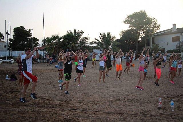 Move organizó una exhibición de Combat en las playas de Mazarrón - 15