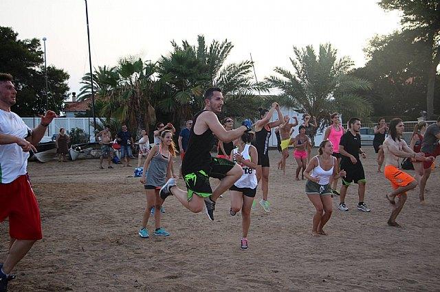 Move organizó una exhibición de Combat en las playas de Mazarrón - 18