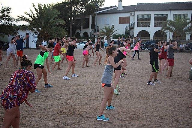 Move organizó una exhibición de Combat en las playas de Mazarrón - 21