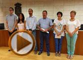 Rueda de prensa del Grupo Municipal Socialista. Inicio del curso político 2016/17