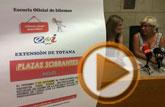 La extensión de la Escuela Oficial de Idiomas de Totana publicará el 7 de octubre las plazas vacantes para matricularse en el curso 2016/17