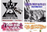 Cuatro pruebas deportivas recorrer�n las calles de Alhama de este fin de semana
