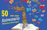 La Concejalía de Cultura celebra mañana un programa de actividades con motivo del 50 aniversario de la Biblioteca Municipal 'Mateo García'