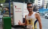 Nuevo podium y buenas marcas de los atletas del CAT Totana en las medias maratones de Molina y Valencia