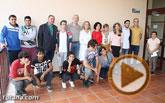 "Once alumnos participan este curso 2016/17 en el programa ""Aula Ocupacional"""
