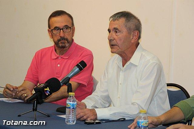 El misionero y teólogo totanero Bartolomé Burgos ofreció una conferencia - 21