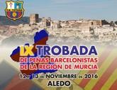 La Peña Barcelonista de Totana organiza la IX Trobada Regional de Peñas Barcelonistas de la Regi�n de Murcia